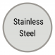 Stainless Steel  + £45.00