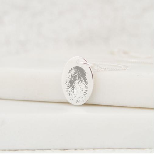Oval Necklace