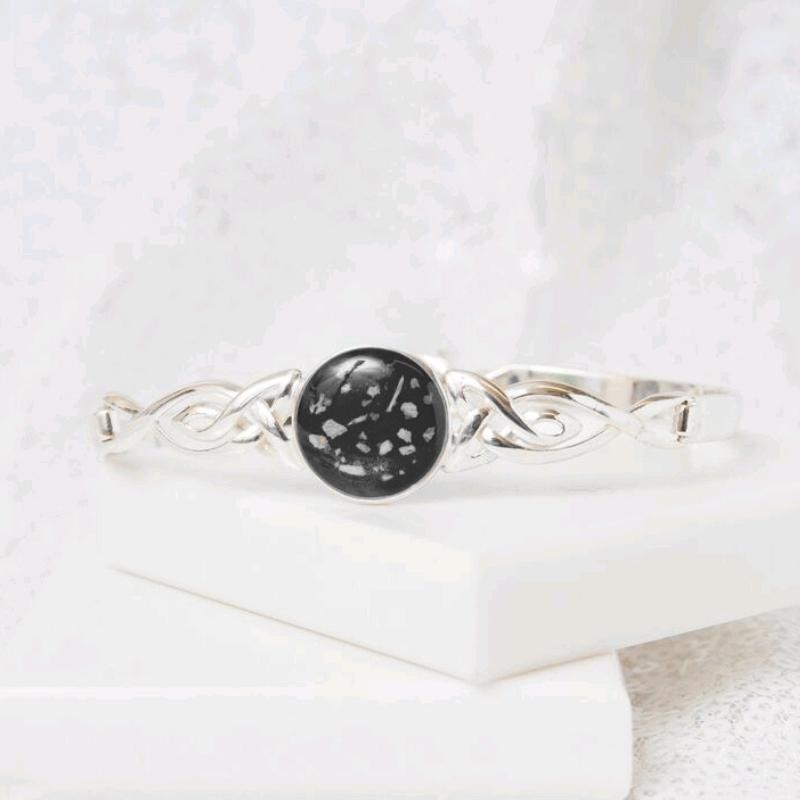 Celtic Bracelet - Silver