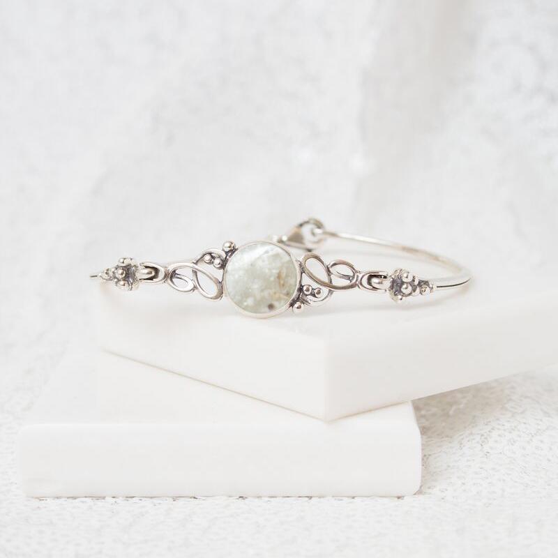 Vine Bracelet - Silver