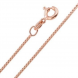 FREE - Rose Box Chain - 16-18""