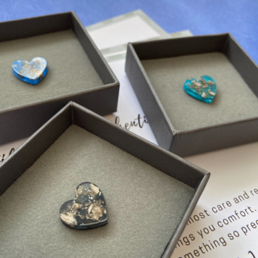 Floating Locket Heart Charms
