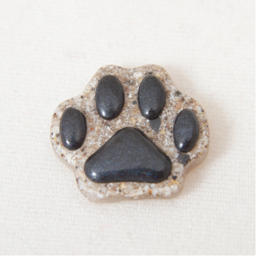 Floating Locket Paw Charms