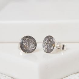 8mm Stud Earrings
