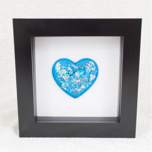 Memorial Heart Frames