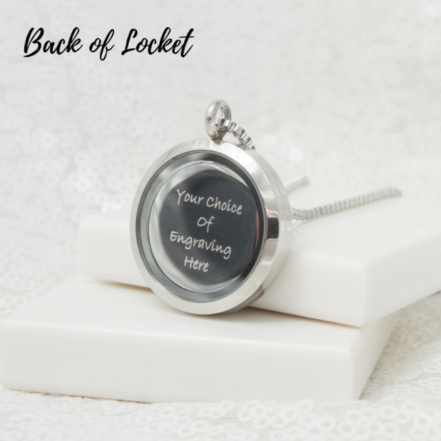 Forever Screen Locket
