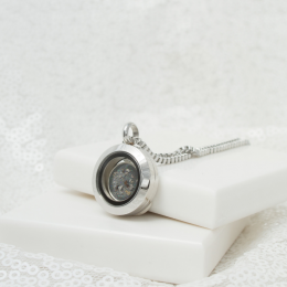 Mini Charm Locket