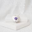 Traditional Heart Locket - Silver