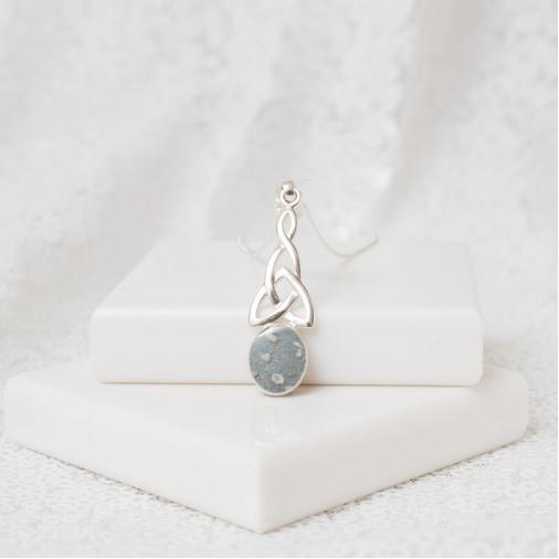 Celtic Necklace - Silver
