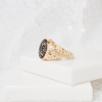 Embossed Ring