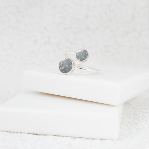Loop Ring - Silver