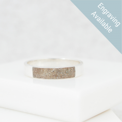 Neutrals Band Ring