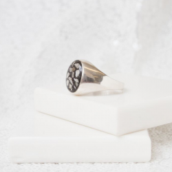 Signet Ring - Silver