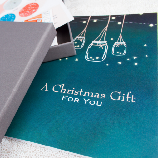 NEW Christmas Gift Box